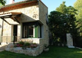 Casa Verde del Rincón del Arroyo