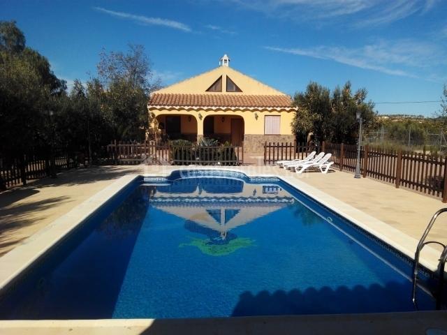 Casa rural bullas en bullas murcia - Casa rural murcia piscina climatizada ...