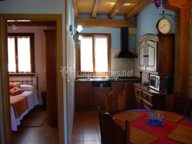 Apartamento aitzarri en oiartzun guip zcoa for Cocinas en oiartzun