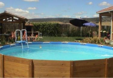 Casas rurales con piscina en padiernos - Piscinas interiores climatizadas ...