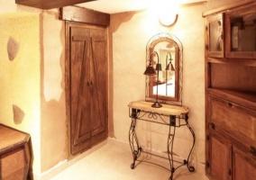 Mobiliario en madera
