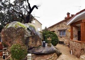 Exteriores en piedra