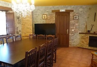 Casas rurales con chimenea en cue for Casa rural con chimenea asturias