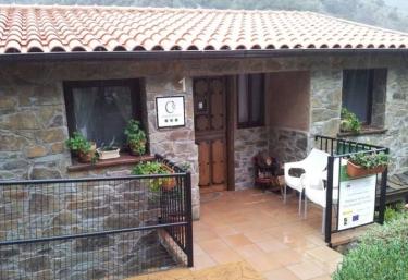 El Hurdano- Las Casitas del Bodegón - El Gasco, Cáceres