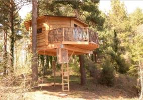 Cabañas en los Árboles Cataluña