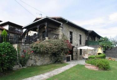 Las Hortensias 1 - Pendueles, Asturias