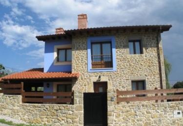 Las Hortensias 3 - Villanueva De Colombres, Asturias