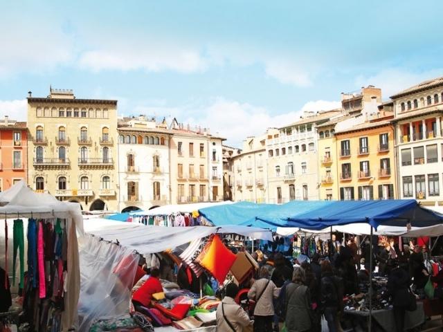 Mercado de Vic