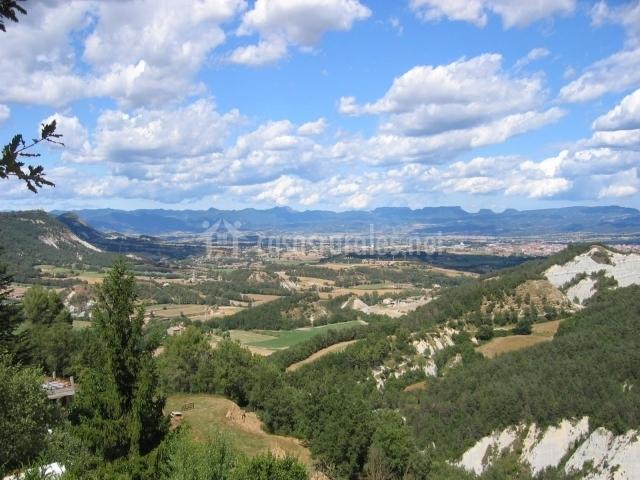 Vista de Santa Eulalia