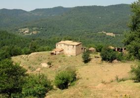 Casa típica de la zona