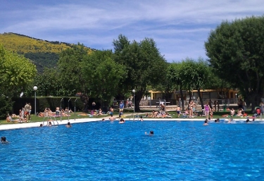 Camping El Escorial - El Escorial, Madrid
