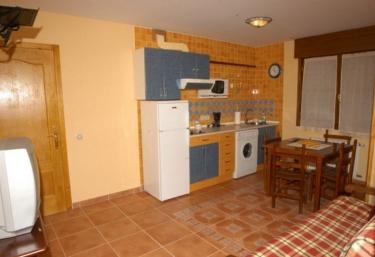 Al Pie de Mañanga Apartamento 1 dormitorio - Llanes, Asturias