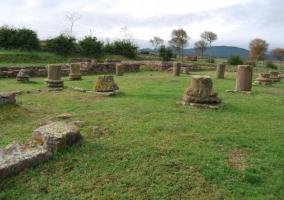Ruinas Romanas Julióbriga