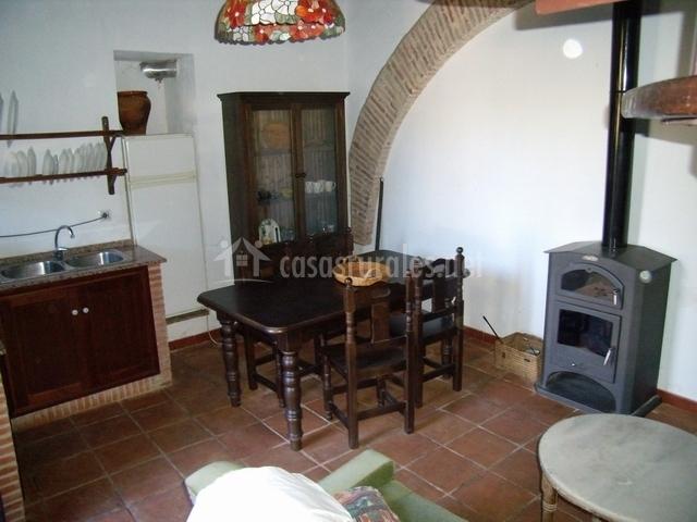 Hacienda la florida en guadalcanal sevilla for Registro bienes muebles sevilla