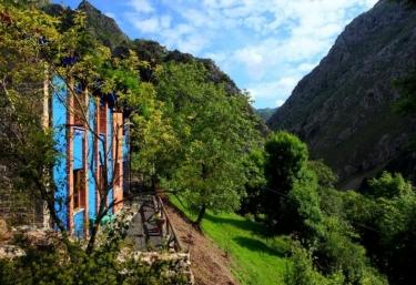 Aguas del Beyo - San Ignacio, Asturias