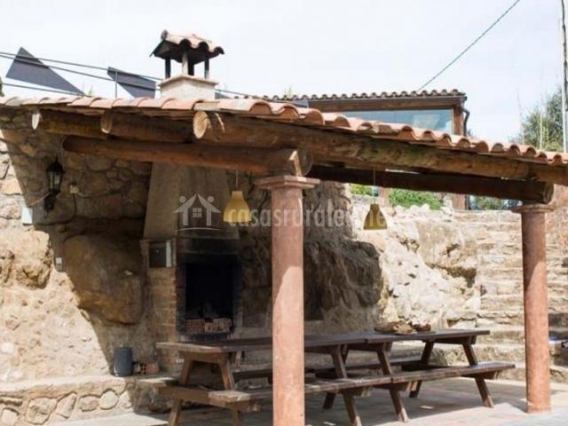Casa cal puntes en gironella barcelona - Cal closca ...