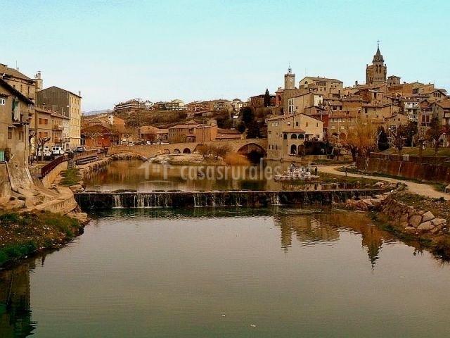 Casa cal closca casas rurales en gironella barcelona - Cal closca ...