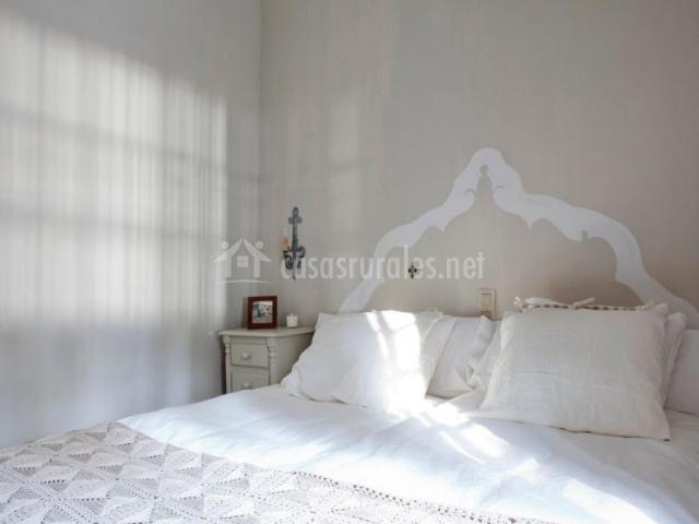 Dormitorio doble de la planta alta sin aseo