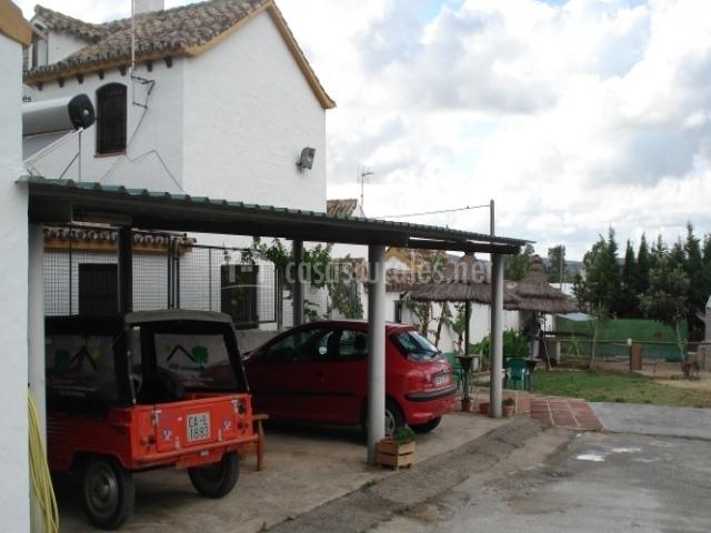 Casa rural el pino alojamientos vijilia en vejer de la frontera c diz - Casa rural vejer de la frontera ...
