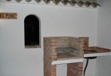Casa rural El pino - Alojamientos Vijilia - Barbate, Cádiz