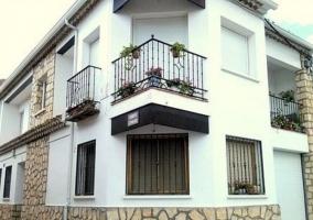 Vistas de la fachada