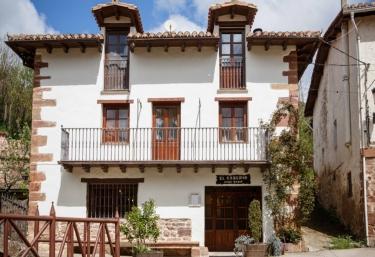 El Caserío - Ezcaray, La Rioja