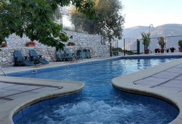 346 casas rurales con piscina en granada for Casas rurales con piscina en alquiler