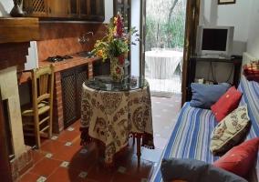 Saloncito-cocina