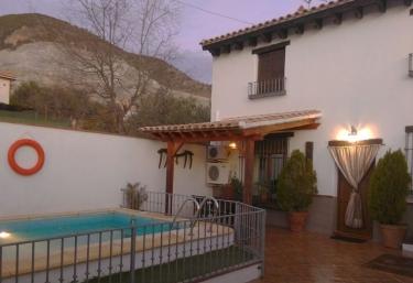 Cortijo Rincón de Juan - Padul, Granada