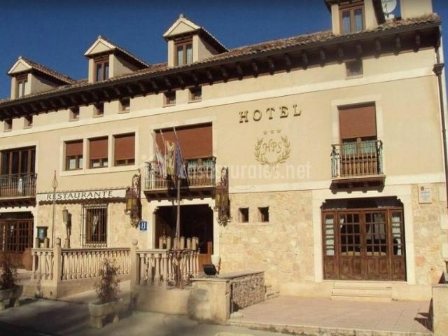 Hotel puerta sep lveda en sep lveda segovia - Casa rural sepulveda ...