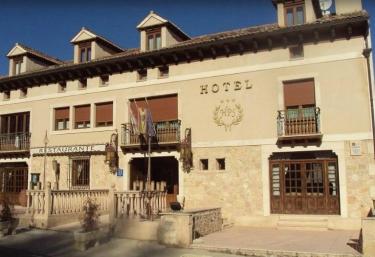 Puerta Sepúlveda - Sepúlveda, Segovia