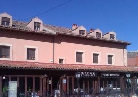 Hostal-Restaurante Villa de Sepúlveda