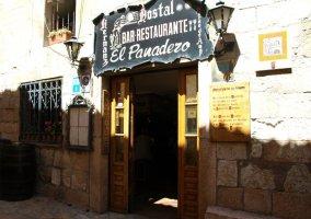 Hostal-Asador en El Panadero - Sepúlveda, Segovia
