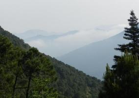 Zona montañosa