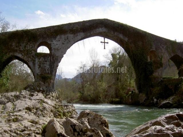 Puente Romano Matrimonio : La casa de carolina en avin asturias