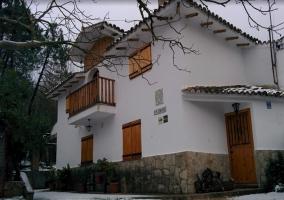 Casa Rural Los Jamones