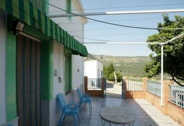 Casa rural Galleguillo - Iznajar, Córdoba