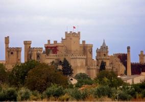 Olite y el palacio