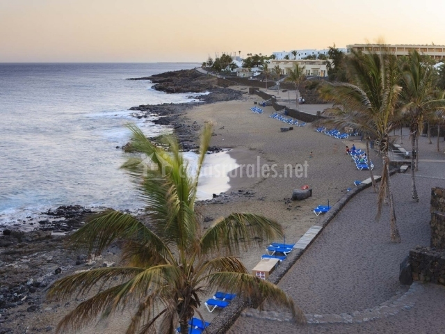 Playas Bastian