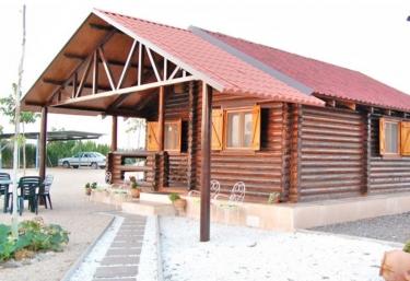 Casas Rurales Villa Pereza 2 - Casas De Roldan, Cuenca