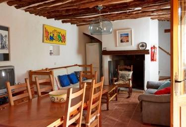 Cortijo de La Solana- Casa Grande - Abejuela, Albacete