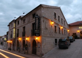 Hostal Santo Domingo de Silos