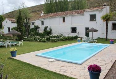 Molinos de Padul- Señá Anica - Padul, Granada