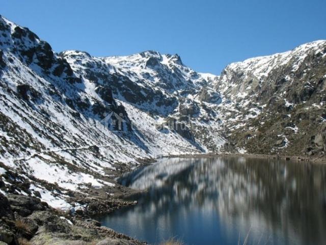 Zona natural de la sierra de Gredos