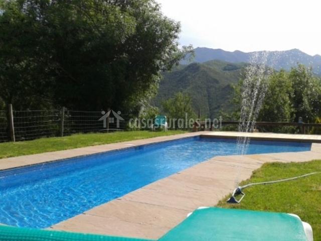 El covaju vivienda 23 en cabezon de liebana cantabria for Hamacas de piscina