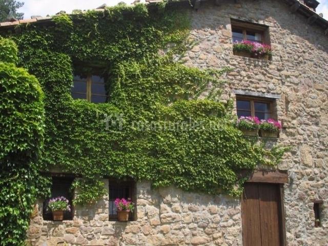 Cal toni en sant jaume de frontanya barcelona - Casa rural sant jaume de frontanya ...