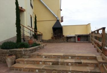 Casas rurales en catalu a con barbacoa - Casa rurales en cataluna ...
