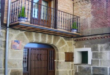 La Casa de la Abuela - San Esteban Del Valle, Ávila