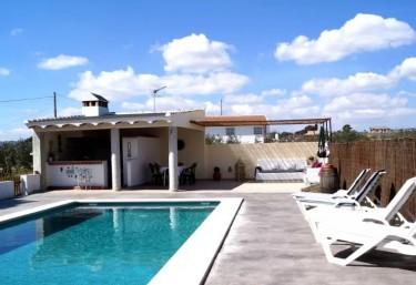 La Casa de Lú - Salinas, Málaga