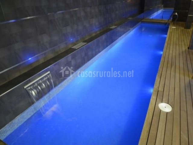 Cantabria infinita 1 en ojedo cantabria for Casa rural piscina climatizada interior